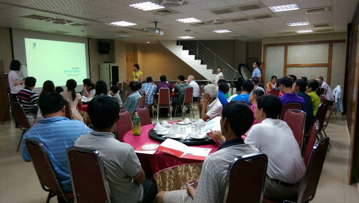 Technical seminars were organized by Impextraco and distributor Go FAR
