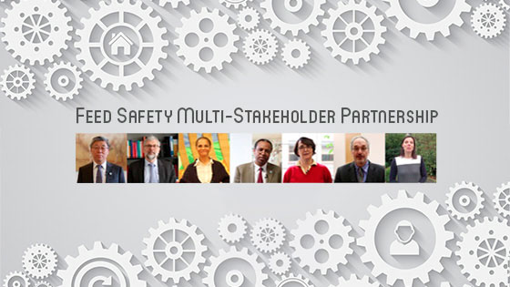 Feed safety multi-stakeholder partnership