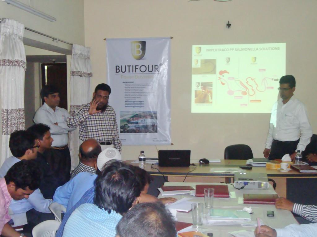 BUTIFOUR® F launch in Bangladesh