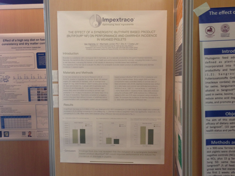 Poster publication on BUTIFOUR NF