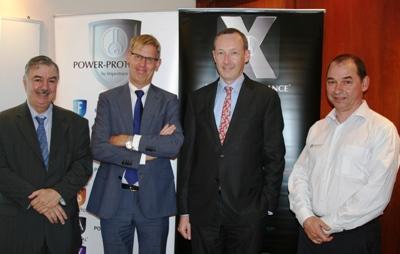 Belgium ambassador visits Impextraco Latin America