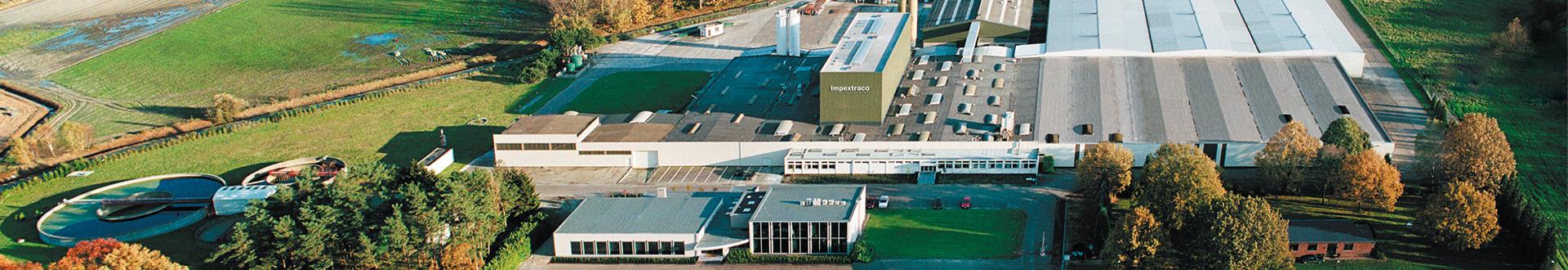 Headquarter Impextraco Belgium